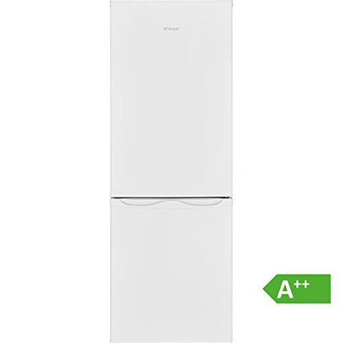 Bomann KG 320.1 Kühl-Gefrier-Kombination/EEK A++ / 143 cm / 160 kWh/Jahr / 122 L Kühlteil / 43 L Gefrierteil