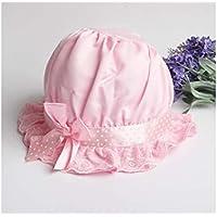 Young shinee Cappello per Bambini Baby Kids Bowknot Princess Fetal cap  Toddler Sun Protezione Cappello Parasole 73fff425f006
