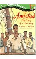 Amistad: The Story of a Slave Ship (All Aboard Reading (Pb))