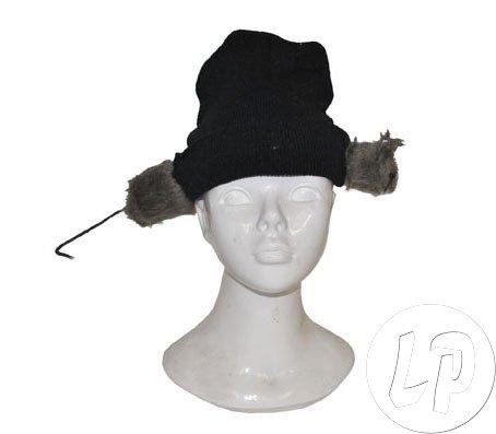 Mütze mit Ratte