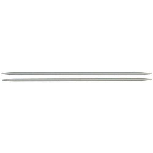 Quicksilver Double Point Stricknadeln 25,4cm Größe 9/5,5mm, 4Stück -