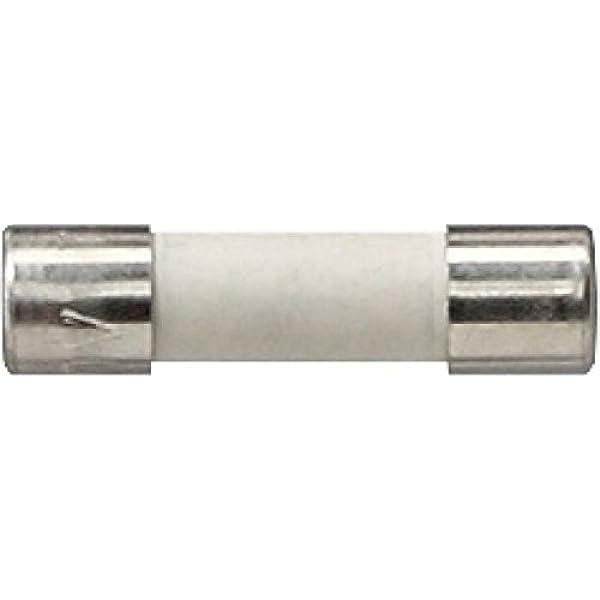 10 Stück ESKA G-Sicherungseinsatz Feinsicherung T 3,15A 5x20mm 522.022 Träge T