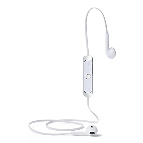 thanly portatile universale wireless stereo Bluetooth Cuffie auricolari vivavoce Sport, corsa auricolari auricolare auricolari con microfono per iPhone SE 5S 66S Plus, Samsung S4S5S6S7, HTC, LG ecc. - 2 Air Bag Spacer