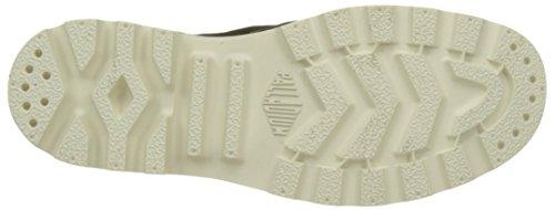 Palladium Damen Pampa Hi Hohe Sneakers Schwarz (Black/Marshmallow)