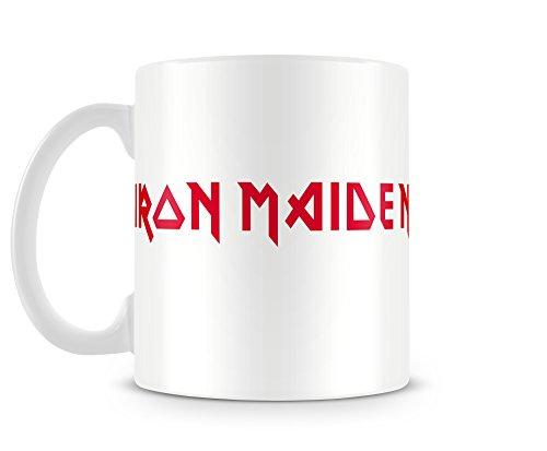 """Tazza MUG """"Iron Maiden"""" - tazza da thè e caffè in ceramica"""