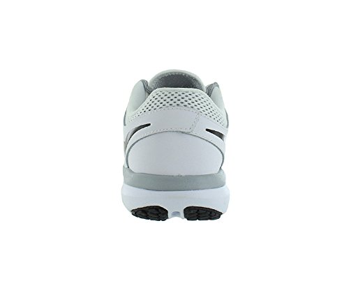 Nike Wmns Flex 2014 RN Scarpe sportive, Donna WHITE/WOLF GREY/BLACK