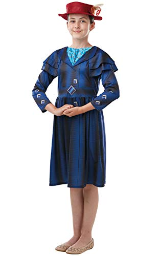 Rubie' s Costume ufficiale Disney Mary Poppins Returns Movie, Childs Book week character - bambina, taglia 9 - 10 anni