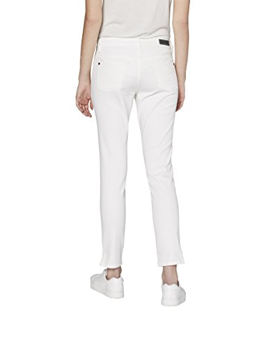 Colorado Denim Damen Slim Jeans (Schmales Bein) Weiß (white 1000)