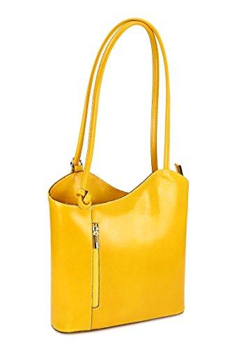 bellir-italian-handbag-women-shoulder-bag-backpack-2in1-very-fine-genuine-leather-yellow-28x28x8-cm-