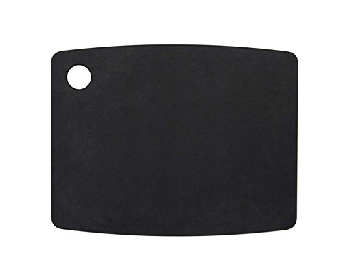 Epicurean Kitchen Series Cutting Board Wood Fibre Black 29 cm x 22½ cm/11½ inch x 9 inch