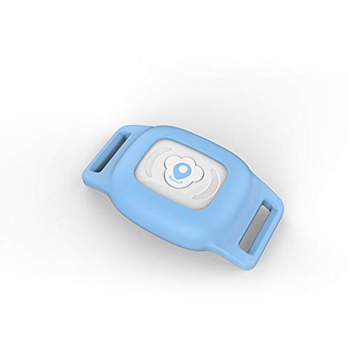Futureway GPS Tracker Hunde/Katze Halsband, Mini Tracker mit App IP67 Wasserdicht Alarm SIM Karte Unterstützt