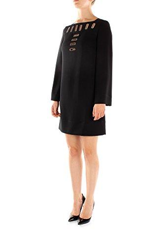 G33750G601411G1008 Versace Collection Robes Femme Polyester Noir Noir