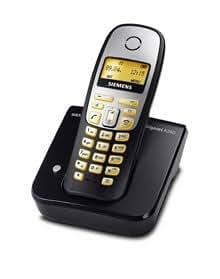 Siemens Gigaset A260 Téléphone Sans fil