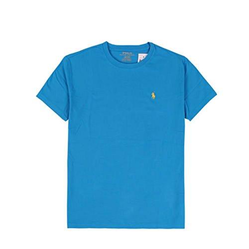 new-ralph-lauren-cotton-t-shirt-v-neck-standard-fit-size-l-men-rustic-vavy-nwt