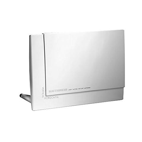 Kathrein BZD 30 aktive DVB-T/-T2 Zimmerantenne (Fernspeisung 5 V/30 mA,