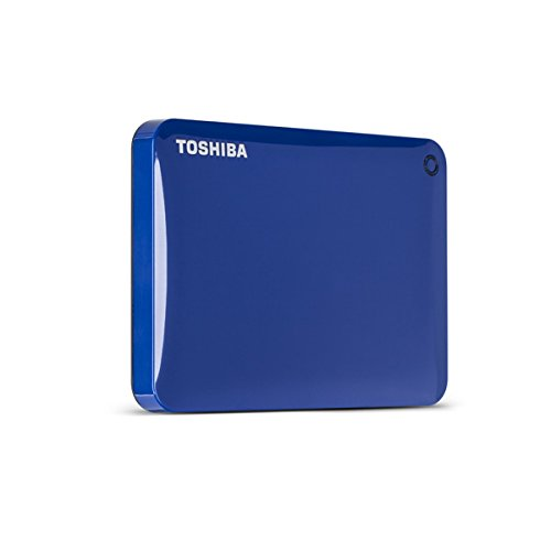 Toshiba CONNECT II 2TB External Hard Disk Blue Price in India