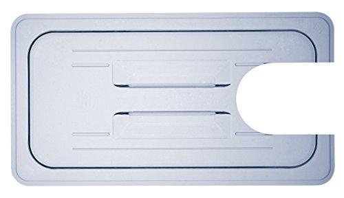 LIPAVI C5L-SMTFA Deckel für den LIPAVI C5 Sous-Vide Behälter, hergestellt für den Sousmatic TFA Tauchzirkulator
