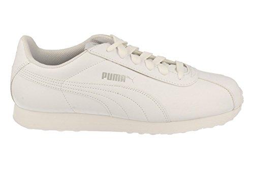 Bianco 38 EU Puma Turin Scarpe da Ginnastica Basse Unisex Adulto ahc