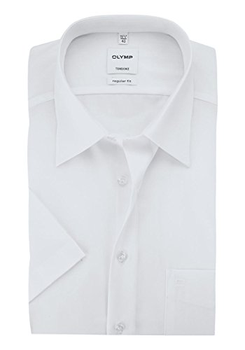 OLYMP - Chemise business - Homme Weiß