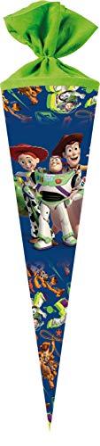 Schultüte/Zuckertüte 70 cm rund Toy Story 4 mit Filz-Verschluß Lizenz:Disney
