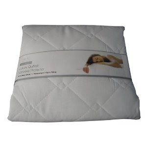 Quilted Mattress Protector - low-cost UK light store.