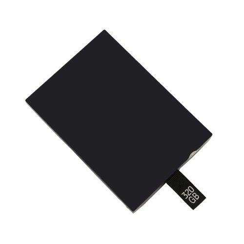 im Festplatte schwarz 320 GB ()