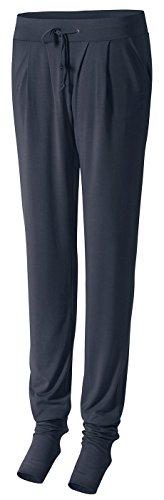 CURARE pantalon de yoga pour femme, taille s (bleu nuit - 115 Bleu (Night-Blue)