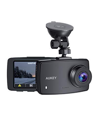 AUKEY Dashcam, Dash Cam da Auto da 1080p...