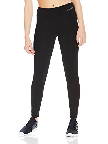 Bench Leggins WET LOOK MIX LEGGINS Black Beauty M
