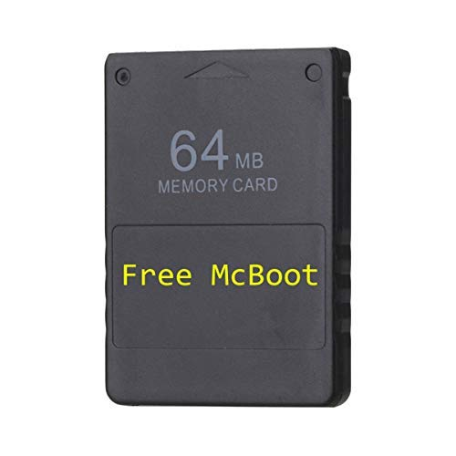 Free McBoot FMCB v1 953 for Sony PS2 Playstation 2 Memory Card 64MB