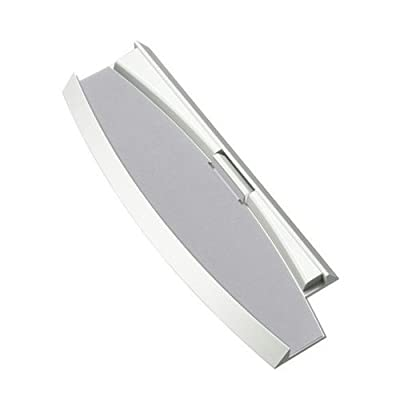 Assecure White Compatible Vertical Stand For PS3 Slim Sony Playstation 3 from Assecure