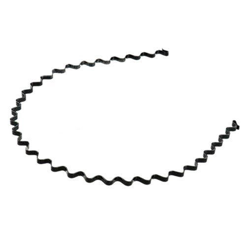fashion-women-lady-girls-black-capelli-mossi-hoop-fascia-sport-fascia-per-testa