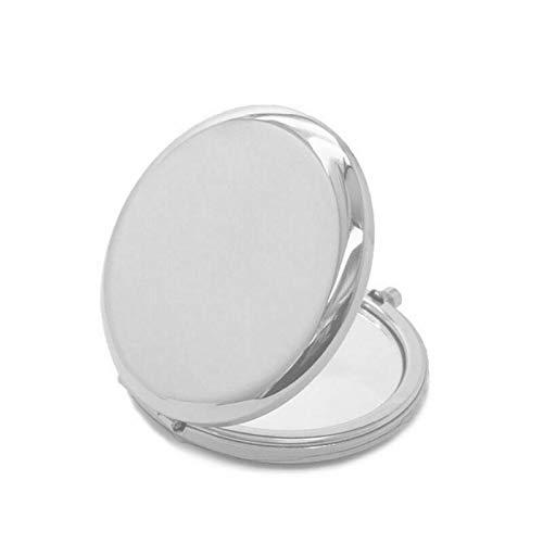 1 Pc Taschenspiegel Beidseitig Tragbare Kompakte Faltbare Kosmetikspiegel Für Frauen -