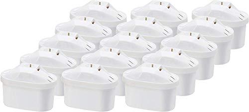 AmazonBasics Wasserfilterkartuschen - 15er Pack
