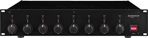 IMG STAGELINE STA-850D 8-Kanal Digital-Verstärker schwarz