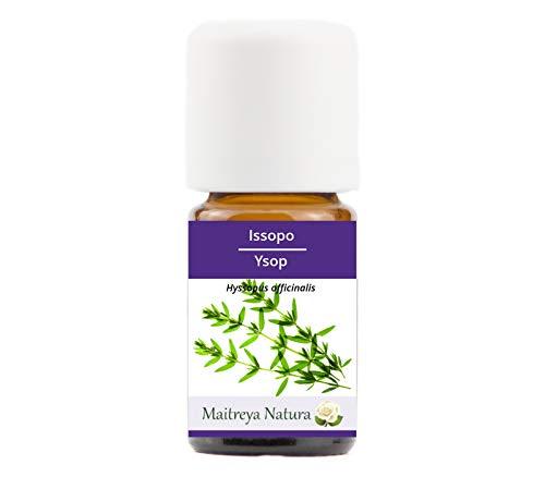 olio essenziale Issopo