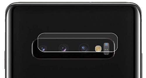 cofi1453 2 Stück Kamera Schutzglas Rückkamera Objektiv kompatibel mit Samsung Galaxy S10 Plus (G975F) Kameraschutz Linse Panzerfolie Echt Glas