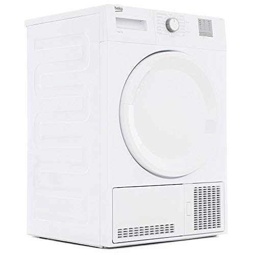 Beko DTGC8001W 8kg Condenser Tumble Dryer - White