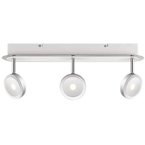 LED Scheinwerfer, Nordique Ménage Monté En Surface Pôle Long Plafond Salon Spotlight. - Salon Deckenventilator