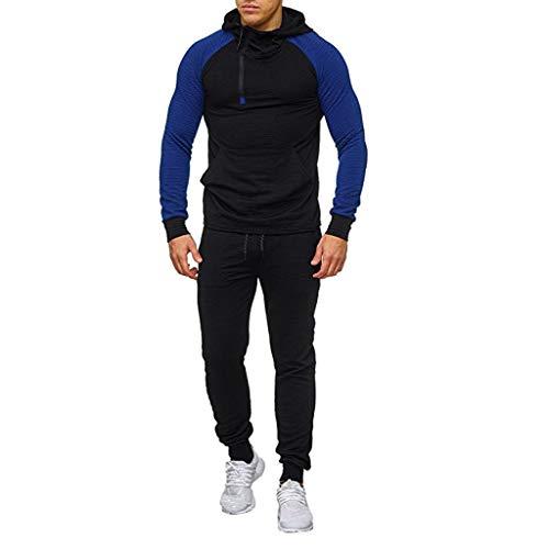 Giacca di Jeans Giacche Moto Cardigan Giacca Smoking da Uomo Formale Giacca Vestito Smoking Smoking Cardigan Blazer Uomo Abito Top Outwear Uomo Top Sportivo (XL,7- Blu)