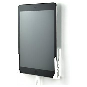 7-10, 1 Zoll InLine 23153A Tablet Halterung 4-in-1 f/ür VESA- Wand- oder Tischmontage 78-25 65 cm Wei/ß 17 Universal