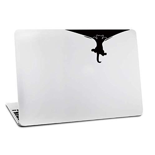 limicry Katze Für Aladin Magic Racer Aufkleber Für MacBook Skin Air 11 12 13 Pro 13 15 17 Retina Für Apple Laptop Auto Aufkleber Vinyl -