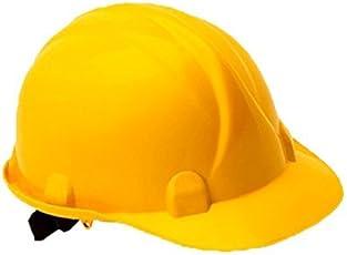 Generic PRECISION_177 Safe Safety Helmet, Yellow