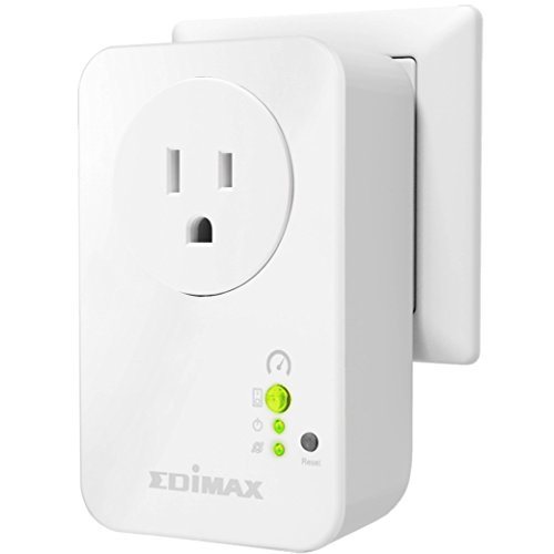 Edimax SP-2101W - Enchufe inteligente, compatible...