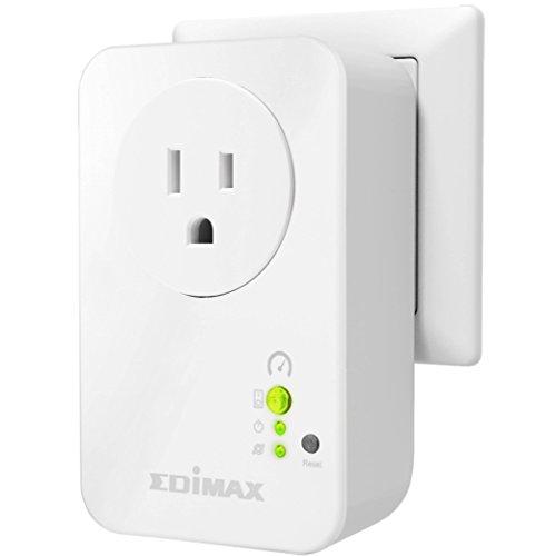 Edimax SP-2101W - Enchufe inteligente, compatible con Android, Apple iPhone, Apple iPad width=