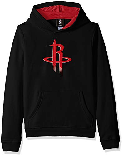 69ad97c39bf NBA by Outerstuff NBA Kids   Youth Boys Houston Rockets Prime Pullover  Fleece Hoodie