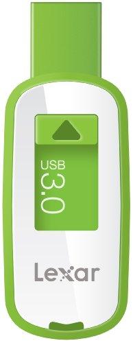 Lexar 32GB 100MB/s JumpDrive S23 USB 3.0 Flash Drive Speicherstick - Grün