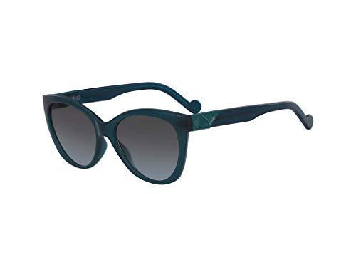 Liu Jo Damen LJ693S 303 55 Sonnenbrille, Moss,