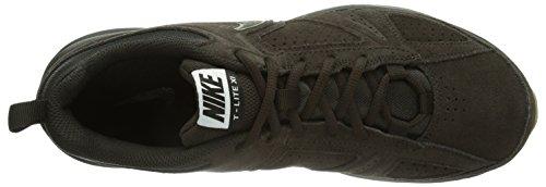 Nike T-Lite Xi Nbk, Chaussures de sports extérieurs homme Marron - Marrón (Velvet Brown / Vlvt Brwn-Bmb-Bmb-)
