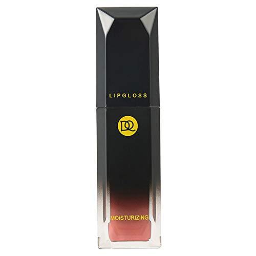 TOWAKM Lippenstift,Douborq Liquid Lipstick Feuchtigkeitscreme Wasserdichter Lippenstift Kosmetik...